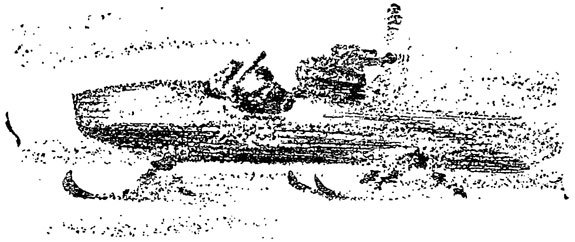 Рис. 65. Аэросани